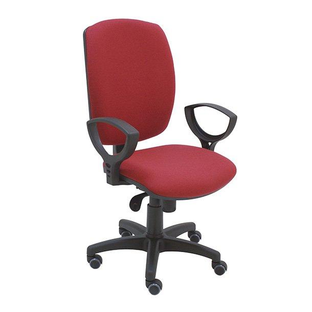 Silla giratoria de escritorio u oficina modelo drop la for Sillas giratorias de oficina