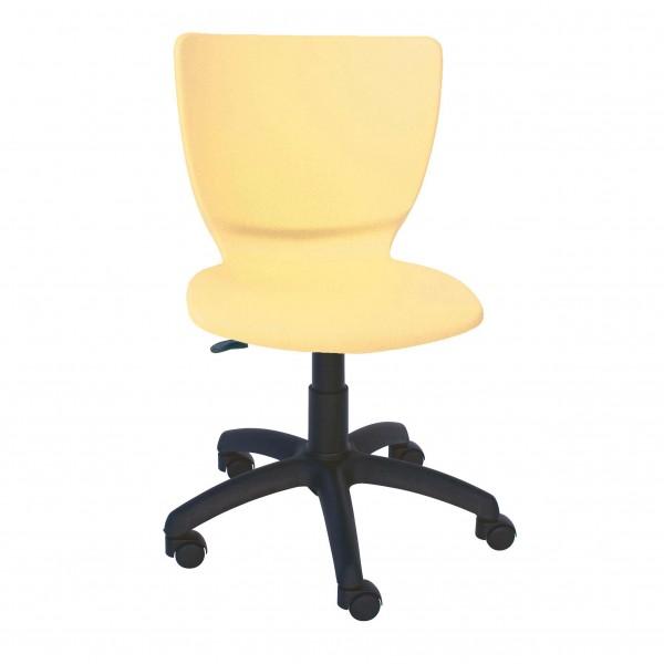 silla giratoria plastico Mono