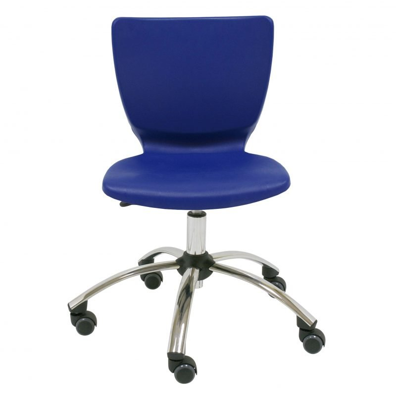 Silla de escritorio mono la silla de claudia for Sillas de escritorio de diseno