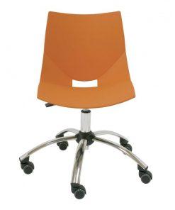 Silla de escritorio Shell