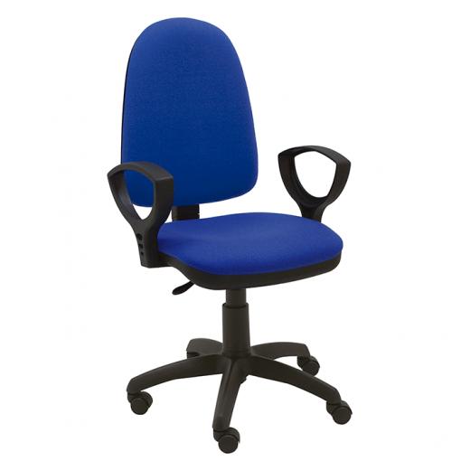 silla-giratoria-torino-azul-brazos