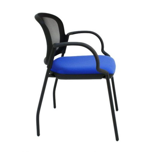 silla tapizada Bella Malla