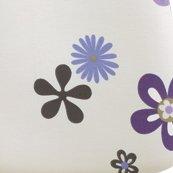 Estampado Flores Blanco 1