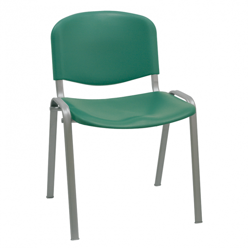 silla-confidente-iso-chasis-gris-verde