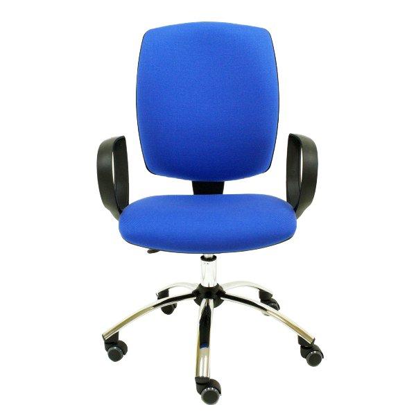 Silla giratoria de escritorio u oficina modelo drop la for Sillas giratorias para escritorio
