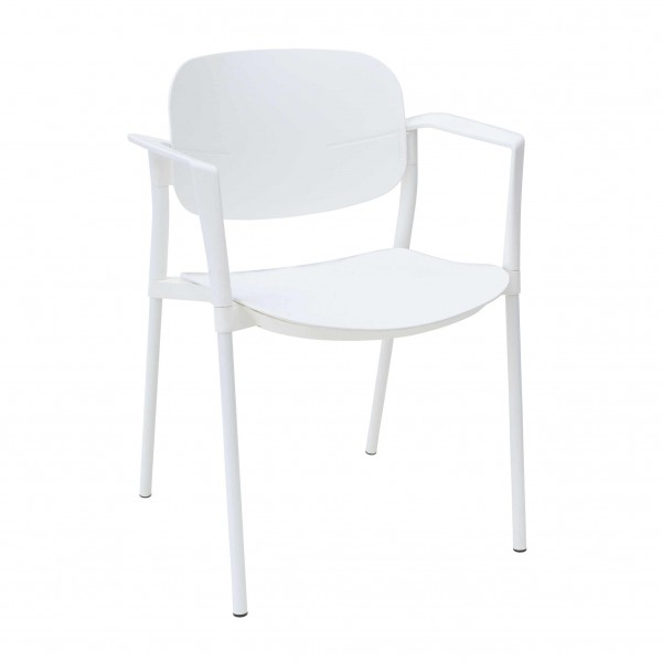 silla fija plástico Step