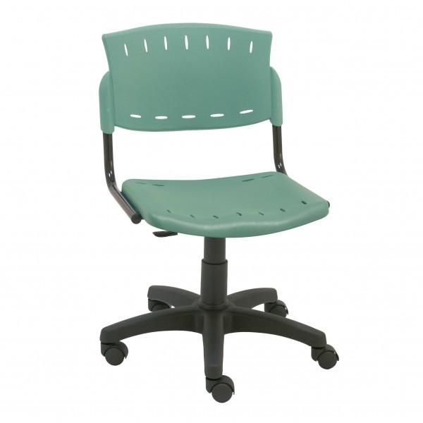 silla giratoria plástico Tender