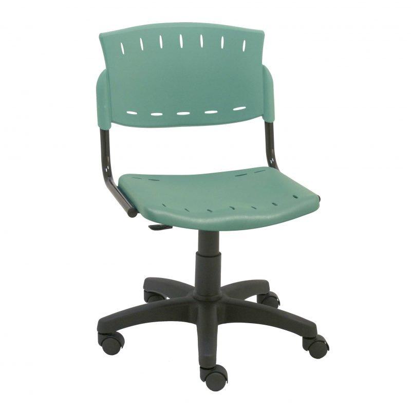 Silla giratoria tender para oficina la silla de claudia - Silla giratoria ...
