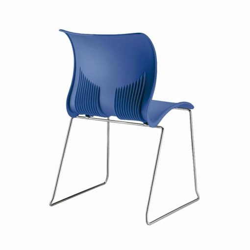 silla de plastico Atlanta