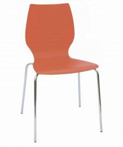 silla de madera Calipso