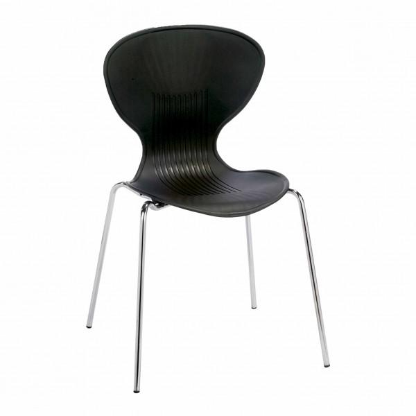 silla fija plástico Flash