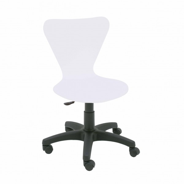 silla giratoria plástico Jacobsen