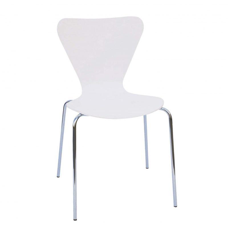 Silla de madera jacobsen sillas de cocina la silla de for Silla jacobsen