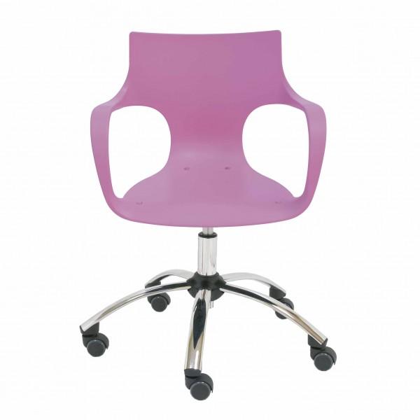 silla giratoria plástico Jim