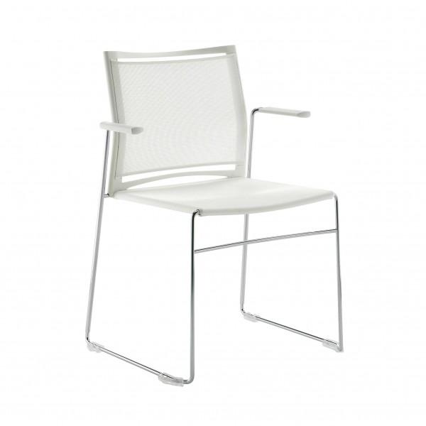 sillón fijo plástico Net
