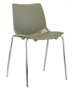 silla de plástico Race