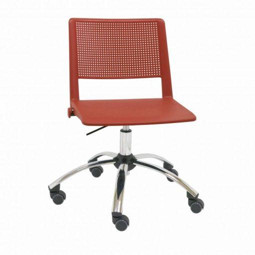 silla giratoria plástico Revolution