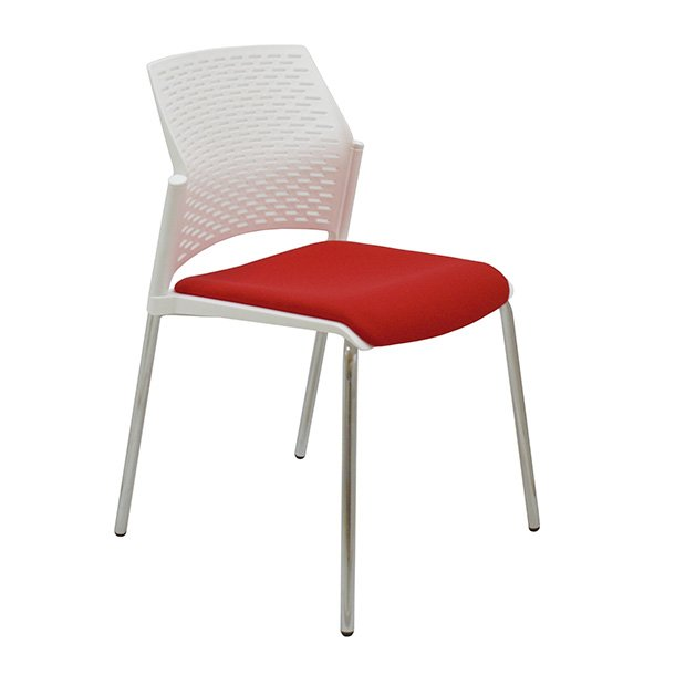 Silla fija rewind la silla de claudia tu tienda online for Sillas de plastico de diseno