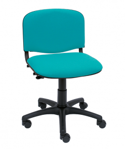 silla-giratoria-iso-con-base-negra-color-naranja