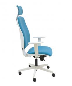 silla-giratoria-job-blanco-con-cabezal