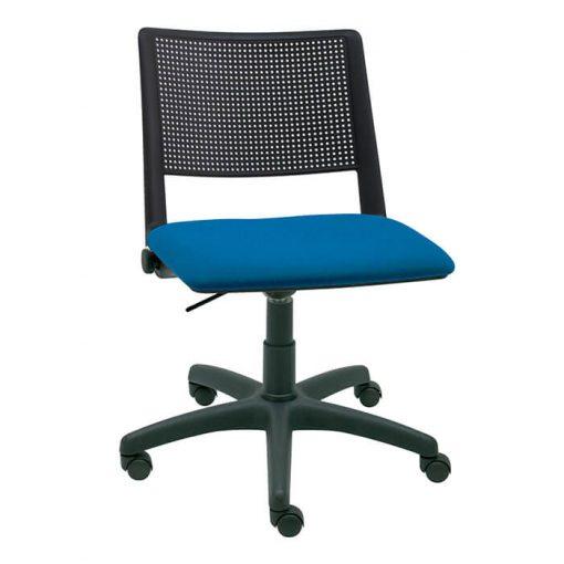 silla-giratoria-polipropileno-revolution-asiento-tapizado-negro