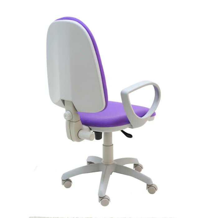 sillas de escritorio moradas