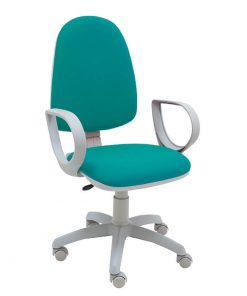 silla-escritorio-torino-turquesa-con-brazos-contacto-permanente-estructura-gris