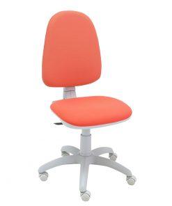 silla torino gris coral sin brazos la silla de claudia
