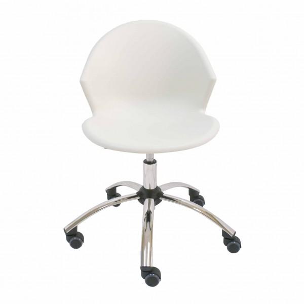 silla giratoria plástico Smile