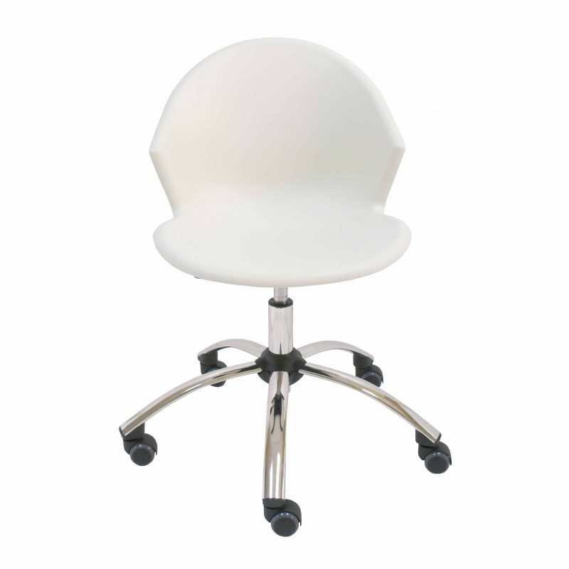 Silla giratoria smile la silla de claudia mayor calidad for Precios sillas giratorias para escritorio
