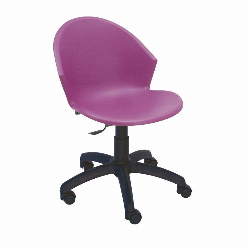 Silla giratoria smile la silla de claudia mayor calidad - Silla giratoria ...