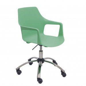 sillón giratorio de plástico Vesper