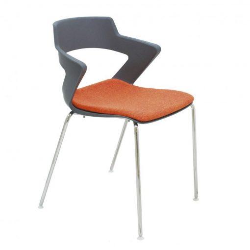 sillón de plástico Zenith