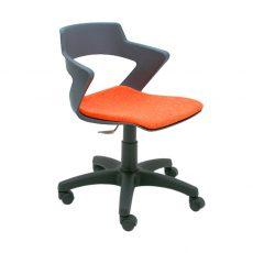 sillón giratorio de plástico Zenith