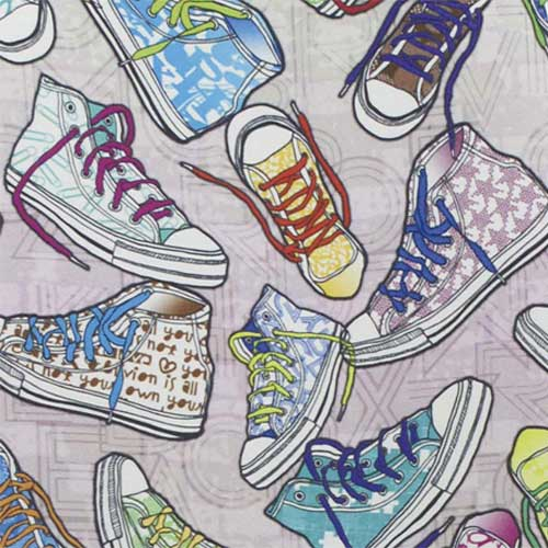 Estampados Zapatillas Deportivas