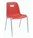 silla-cocina-venecia-roja