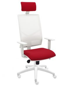 silla-giratoria-ergonomica-blanca-Play