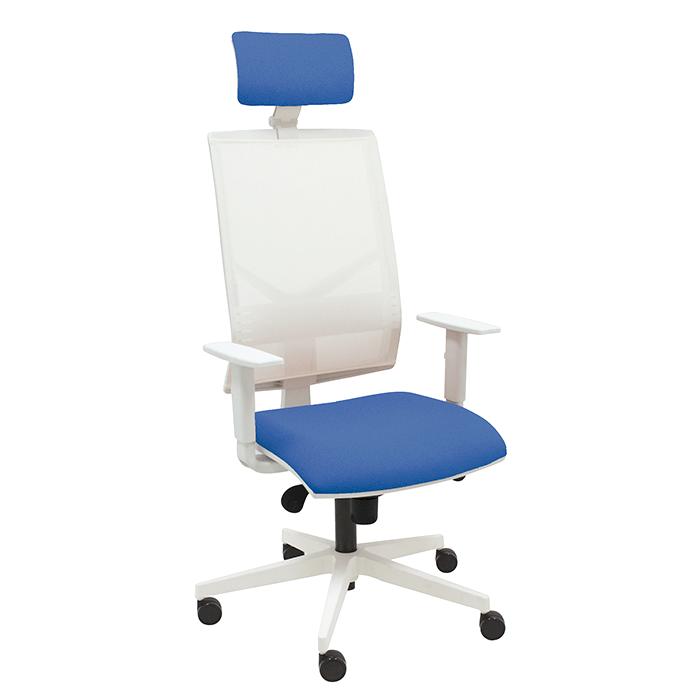 Silla giratoria Play | silla ergonómica y cómoda | La silla de Claudia