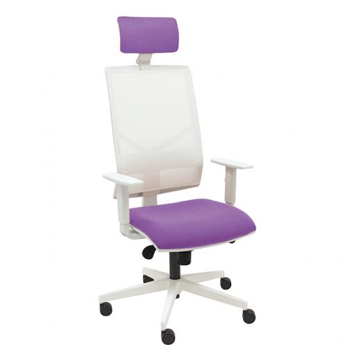 silla-oficina-ergonomica-uso-profesional-serie-play-la-silla-de-claudia-delantera-morada-reposacabezas