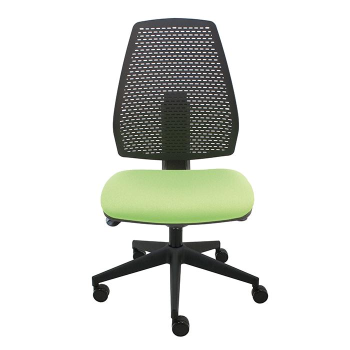 Silla giratoria hexa para oficina o escritorio la silla for Sillas giratorias para oficina