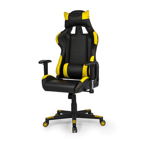 silla-gaming-silverstone-color-amarilla-calidad-premium