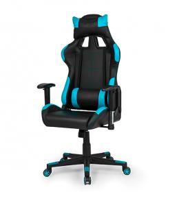silla-gaming-silverstone-color-azul-calidad-premium