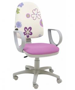 silla-escritorio-torino-gris-estampada-flores