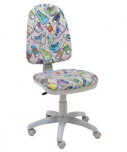 silla-escritorio-torino-gris-estampada-zapatillas