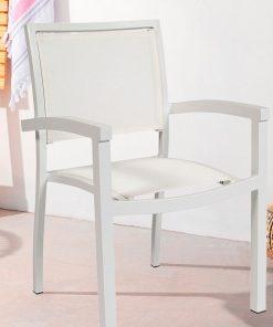silla exterior Eros