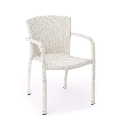 sillón ratan verona para exterior