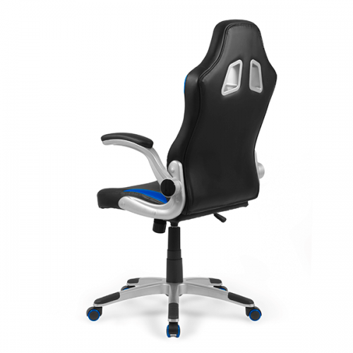 sillas-gaming-mugello-azul-gamer-lateral
