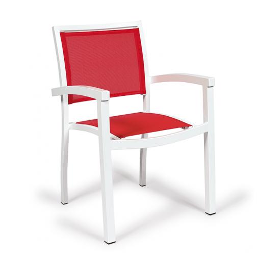 sillon-eros-blanco-textilene-malla-rojo