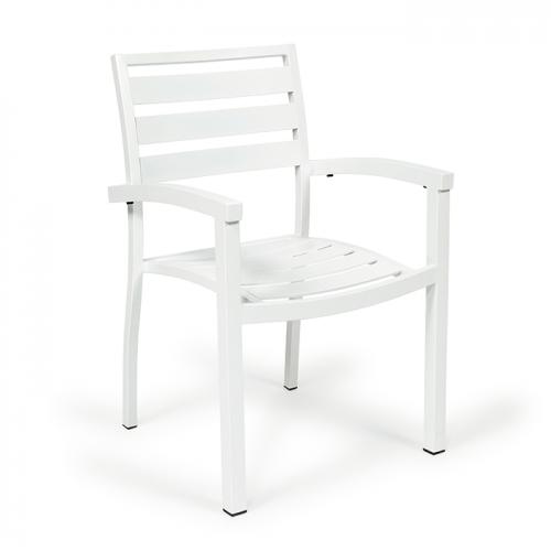 sillon-eros-lamas-aluminio-pintado-blanco