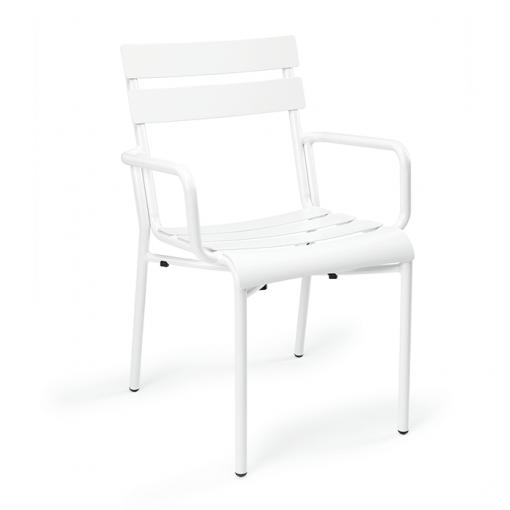 sillon-versalles-lamas-aluminio-pintado-blanco